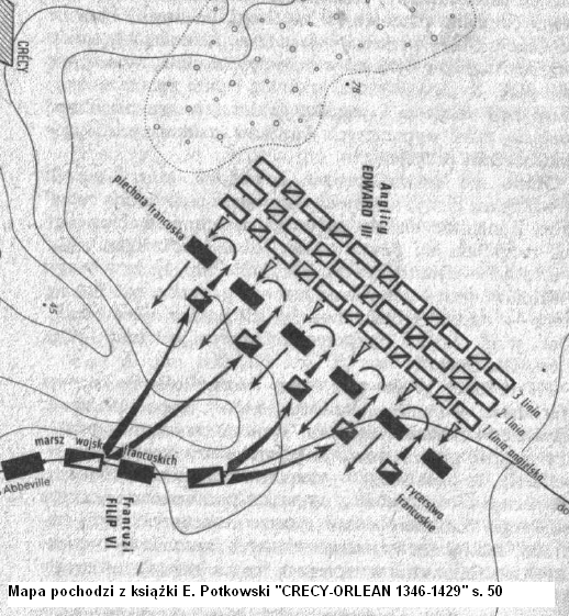 faza I atak wojsk francuskich