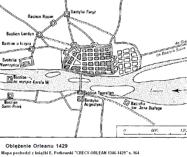 Oblężenie Orleanu 1428